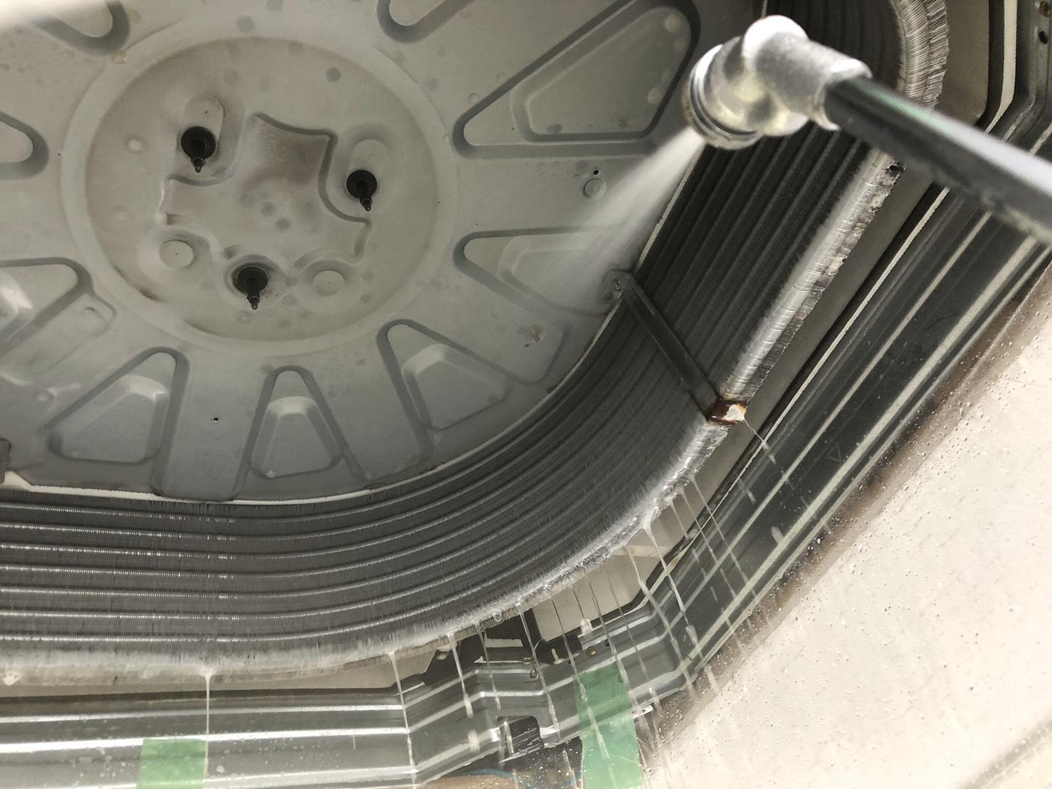 天井埋込エアコンクリーニング 横浜