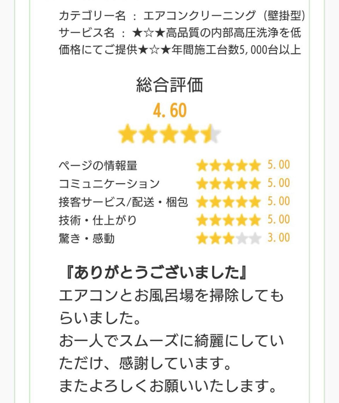 業務用エアコンクリーニング 東京