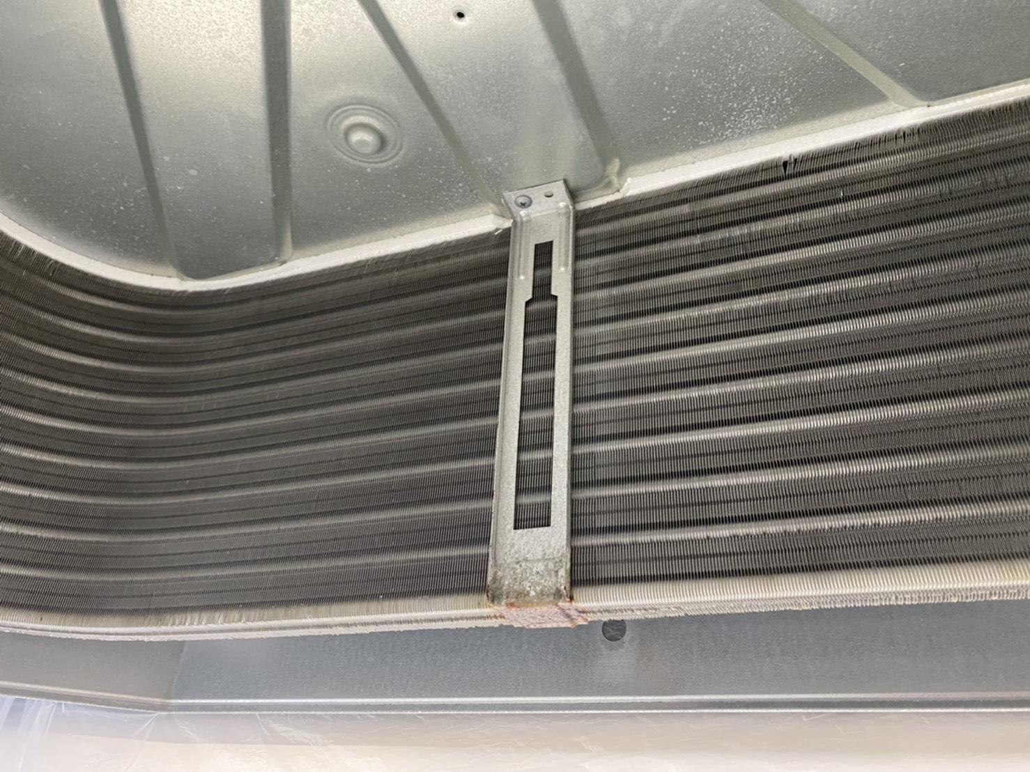 天井埋込エアコン 掃除